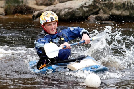Kayak for the Ball