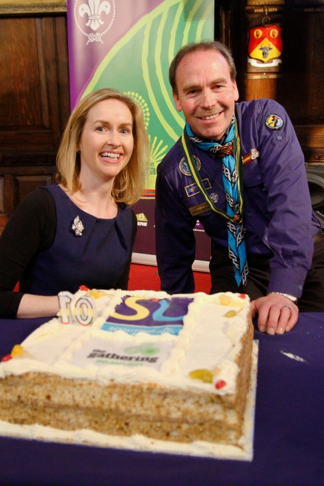 Scouting Ireland and The Gathering Launch