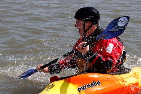 Sploosh - Kayak Roll