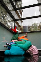 Bodies in Urban Spaces - Dublin Dance Festival 2014