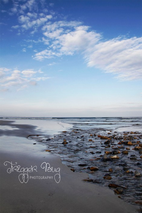 Enniscrone Beach, Co Mayo