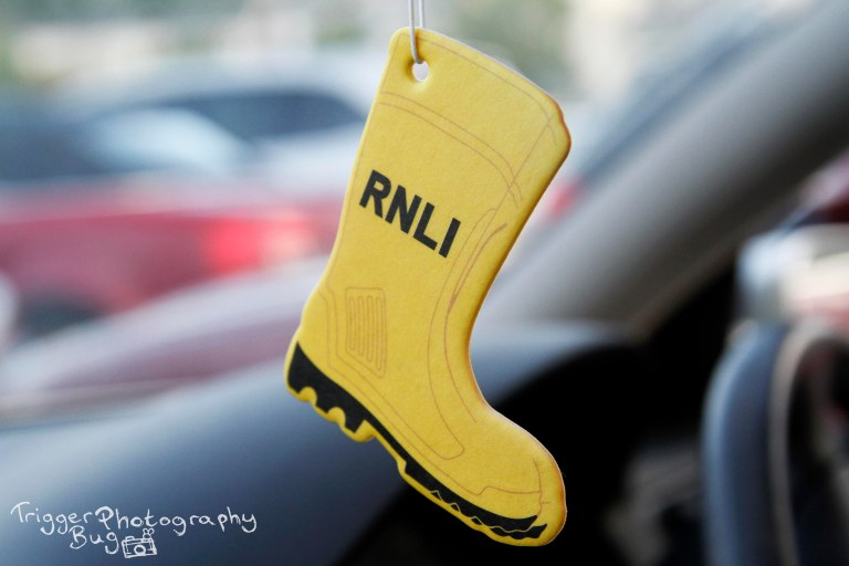 RNLI welly!