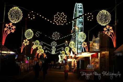 Christmas Fair Boulevard