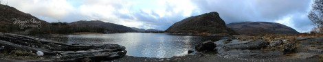 Killarney Lake Panorama