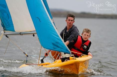 Malahide Sea Scout Sailing Regatta 2014