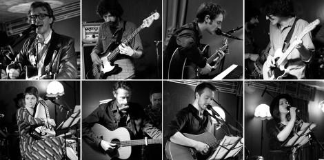 Bob Dylan Fest Collage 2014