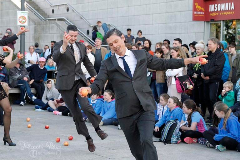 Smashed by Gandini at the Dublin Dance Festival 2014