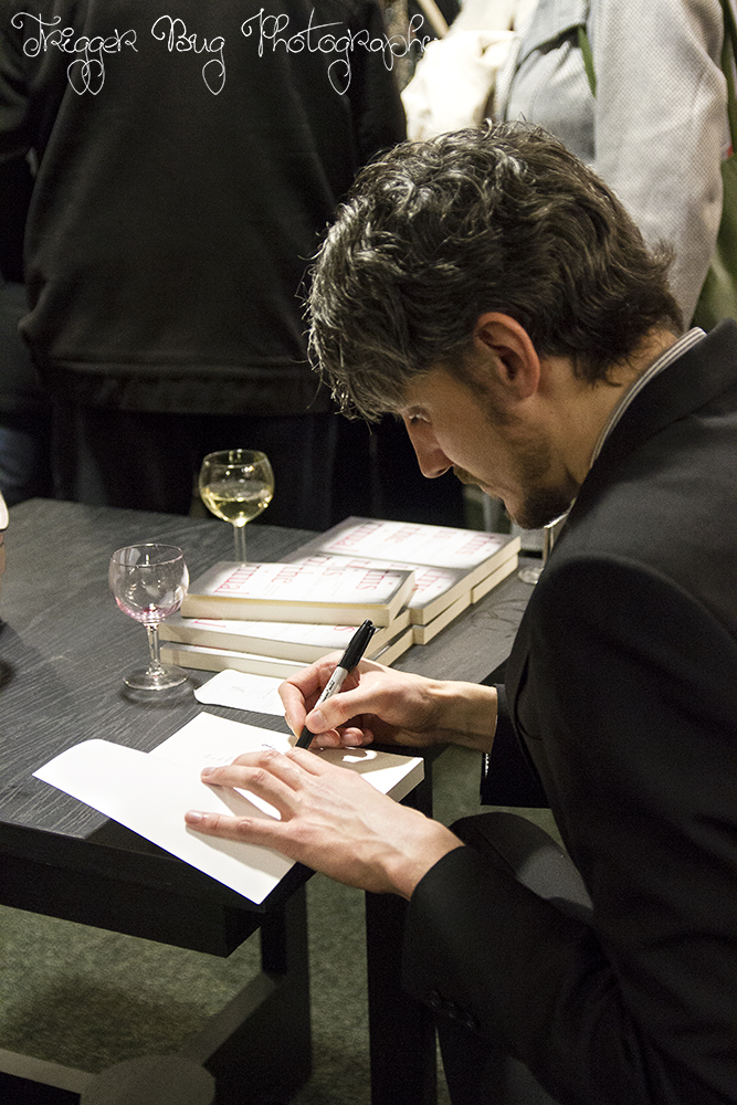 Rob Doyle This Is The Ritual Book Launch 2016