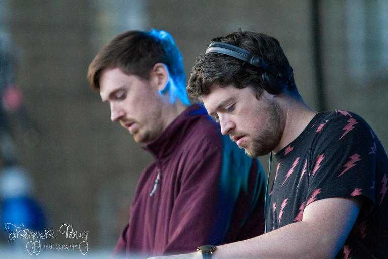 Dusky at Dublin City Block Party