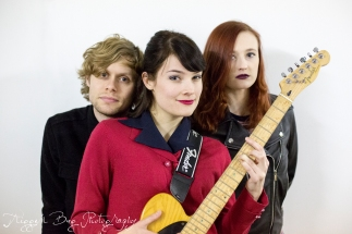 Alien She band feature